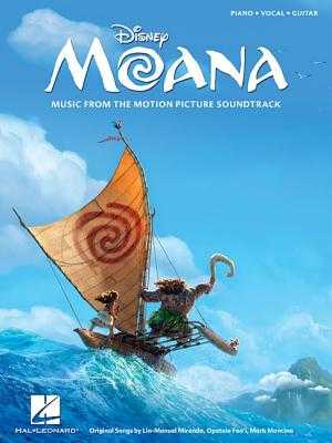 Moana: Music From The Motion Picture Soundtrack (PVG) - Miranda, Lin-Manuel (Composer), and Foa'i, Opetaia (Composer), and Mancina, Mark (Composer)