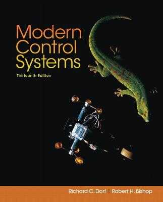 Modern Control Systems - Dorf, Richard, and Bishop, Robert