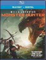 Monster Hunter [Includes Digital Copy] [Blu-ray]