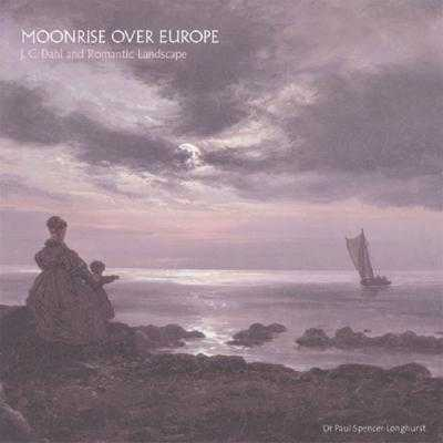 Moonrise Over Europe - Spencer-Longhurst, Paul