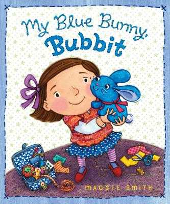 My Blue Bunny, Bubbit - Smith, Maggie