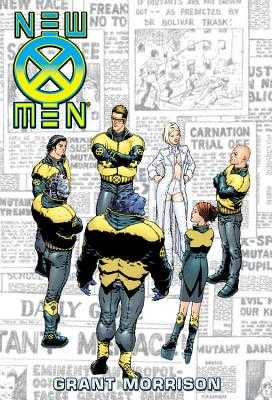 New X-Men Omnibus - Morrison, Grant (Text by)