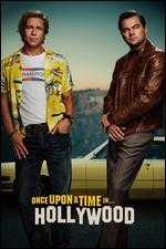 Once Upon a Time in Hollywood [Includes Digital Copy] [4K Ultra HD Blu-ray/Blu-ray]