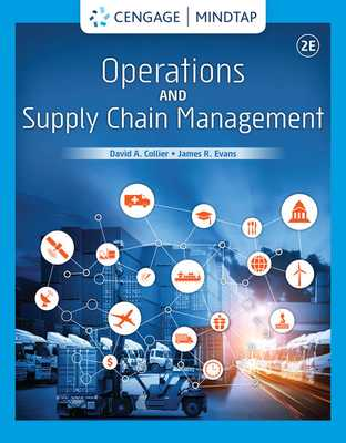 Operations and Supply Chain Management - Collier, David a, and Evans, James R