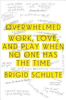Overwhelmed: Work, Love, and Play When No One Has the Time - Schulte, Brigid