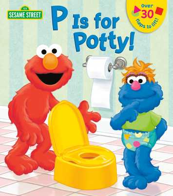 P Is for Potty! - Kleinberg, Naomi