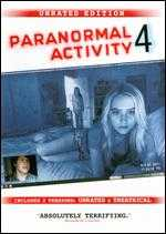 Paranormal Activity 4 [Unrated Director's Cut] - Ariel Schulman; Henry Joost