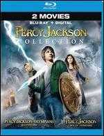 Percy Jackson Collection [Includes Digital Copy] [Blu-ray] - Christopher Erskin