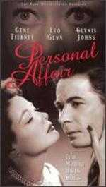 Personal Affair - Anthony Pelissier