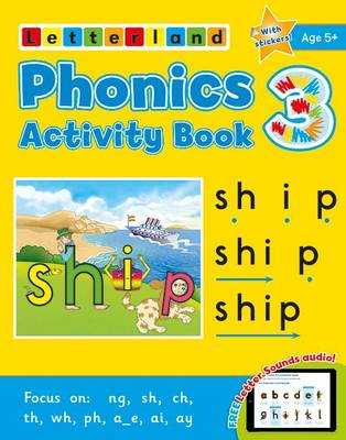 Phonics Activity Book 3 - Holt, Lisa, and Wendon, Lyn
