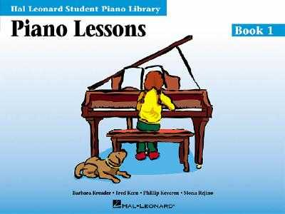 Piano Lessons - Book 1: Hal Leonard Student Piano Library - Keveren, Phillip (Composer), and Kern, Fred (Composer), and Rejino, Mona (Composer)