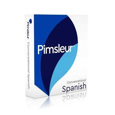 Pimsleur Spanish Conversational Course - Level 1 Lessons 1-16 CD: Learn to Speak and Understand Latin American Spanish with Pimsleur Language Programs - Pimsleur