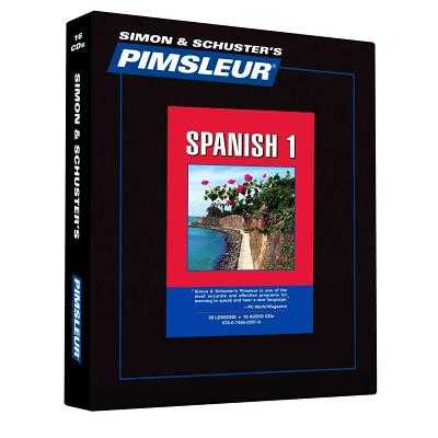 Pimsleur Spanish Level 1 CD: Learn to Speak and Understand Latin American Spanish with Pimsleur Language Programs - Pimsleur