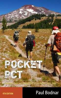 Pocket PCT: Complete Data and Town Guide - Bodnar, Paul