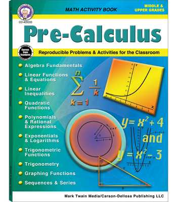 Pre-Calculus Workbook - Sadler, Robert