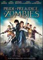 Pride and Prejudice and Zombies [Includes Digital Copy] - Burr Steers