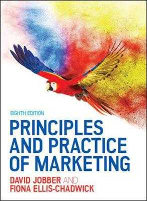 Principles and Practice of Marketing - Jobber, David, and Ellis-Chadwick, Fiona