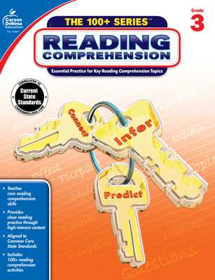 Reading Comprehension, Grade 3 - Carson-Dellosa Publishing (Compiled by)