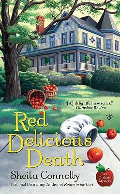 Red Delicious Death - Connolly, Sheila
