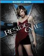 Resident Evil [Includes Digital Copy] [Blu-ray] - Paul W.S. Anderson