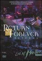 Return to Forever Returns: Live at Montreux 2008