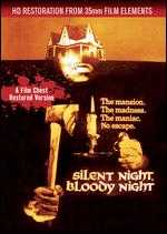 Silent Night, Bloody Night - Theodore Gershuny