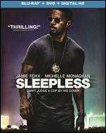 Sleepless [Includes Digital Copy] [Blu-ray/DVD] [2 Discs] - Baran boOdar