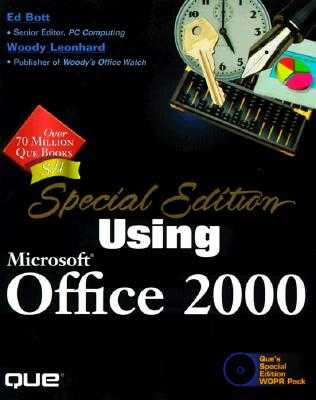 Special Edition Using Microsoft Office 2000 - Bott, Ed, and Leonhard, Woody, and Merkel, Brady