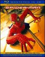 Spider-Man [Includes Digital Copy] [Blu-ray] - Sam Raimi