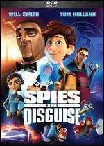 Spies In Disguise Upc 024543534761 Alibris