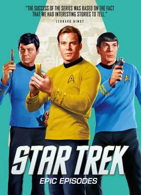 Star Trek: Epic Episodes - Titan Magazines
