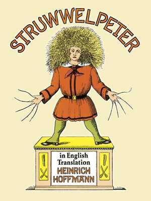 Struwwelpeter in English Translation - Hoffmann, Heinrich