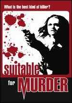 Suitable for Murder - Fred P. Watkins