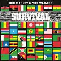 Survival [LP] - Bob Marley & the Wailers
