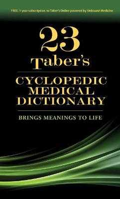 Taber's Cyclopedic Medical Dictionary - Venes