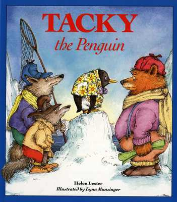 Tacky the Penguin - Lester, Helen