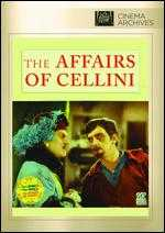 The Affairs of Cellini - Gregory La Cava