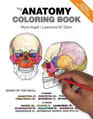 The Anatomy Coloring Book - Kapit, Wynn, and Elson, Lawrence