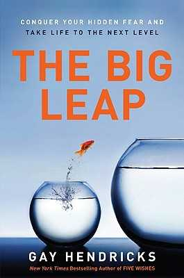 The Big Leap: Conquer Your Hidden Fear and Take Life to the Next Level - Hendricks, Gay, Dr., PH D