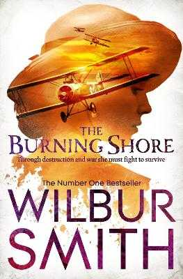 The Burning Shore - Smith, Wilbur
