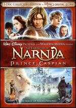 The Chronicles of Narnia: Prince Caspian [3 Discs] [Includes Digital Copy] - Andrew Adamson; David Strangmuller