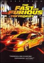 The Fast and the Furious: Tokyo Drift [WS] [Foil Slipsleeve] - Justin Lin