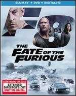 The Fate of the Furious [Includes Digital Copy] [Blu-ray/DVD]