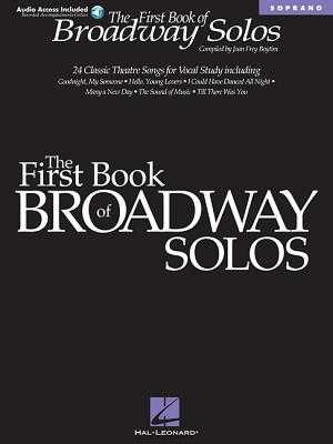 The First Book of Broadway Solos: Soprano - Boytim, Joan Frey