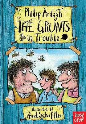 The Grunts in Trouble - Ardagh, Philip