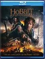 The Hobbit: The Battle of the Five Armies [Blu-ray] - Peter Jackson