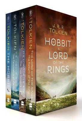 The Hobbit & The Lord of the Rings Boxed Set - Tolkien, J. R. R.
