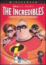 The Incredibles [WS] [2 Discs] - Brad Bird