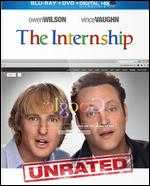 The Internship [2 Discs] [Includes Digital Copy] [Blu-ray/DVD] - Shawn Levy