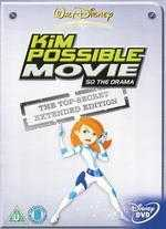 The Kim Possible Movie: So the Drama -